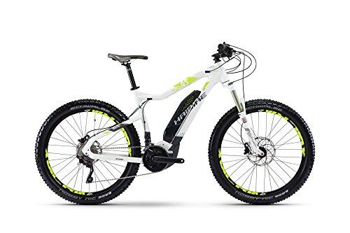 """Haibike SDURO HardNine 6.5 500Wh 20G. XT 29"""" YCC Gr L weiß E-Bike anthrazit lime"""
