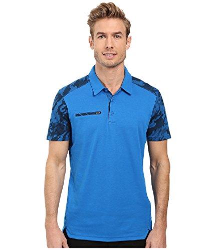 Oakley Golf 2016 O Hydrolix? Venom Short Sleeve Mens Golf Polo Shirt Ozone Small