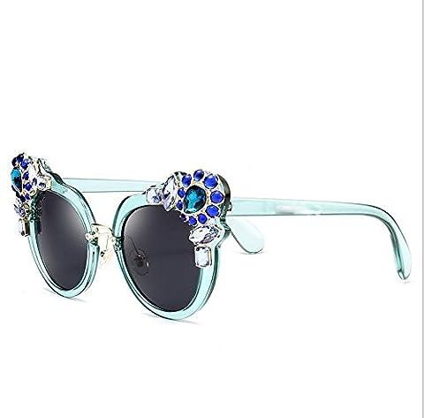 Sport-Art polarisierte Sonnenbrille-Fahrer-Gläser mit faltbarem Feld Splitterfestes Anti-Kratzer für Mans u. Frauen-einen.Kreislauf, der das Fischen fährt, das Golf wandert ( Color : All grey )