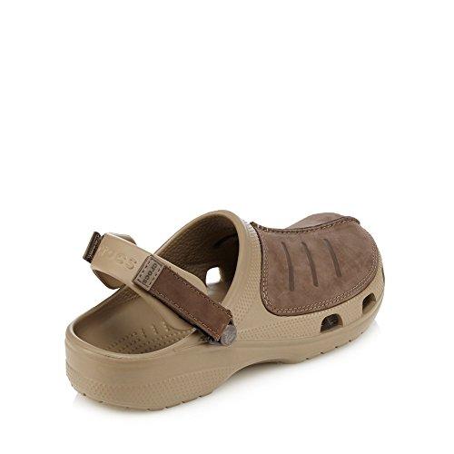 Crocs Mens Brown Suede Sandals 6