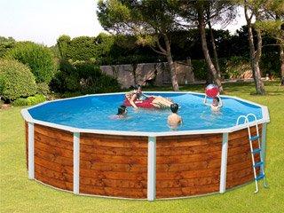 Toi–Pool Circular Etnica 350x 120