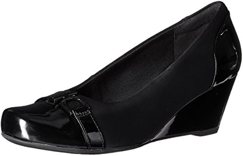 Mr.   Ms. Clarks, scarpe da ginnastica Donna, Nero Nero Nero Abbiamo vinto elogi dai nostri clienti. Vinci l'elogio dei clienti Germania | Up-to-date Stile  fcd0ba