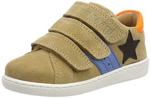 Bisgaard Unisex-Kinder 41820.119 Sneaker, Grün (Kaki 3002), 34 EU