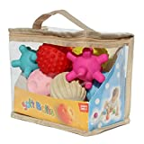 Morza 10pcs / Set Enfants Squeeze Jouets pour Le Bain de bébé Gum Catch Soft Hand Ball Douche Jouer Jouet Early Education