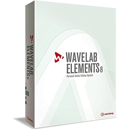 Steinberg Cubase Elements 8 EDU / Midi & Audio Software / neu