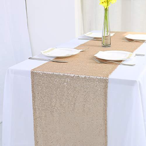 Zdada New years Pailletten Leicht Anniversary Party Sparkly Leicht für Home Dekoration 12