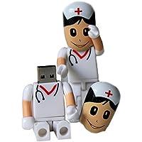 Tomax m_dico / m_dico / enfermera como una unidad flash USB con memoria USB de 32 GB flash del palillo de la impulsi—n