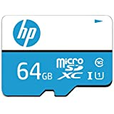 HP 64GB Class 10 MicroSD Memory Card (HP-MSDCWAU1-64GB)