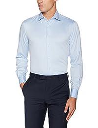 Tommy Hilfiger Herren Businesshemd Core Twill Double Cuff Shirt