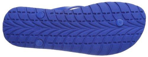 Diesel PLAJA SPLISH flip-flop Y00435PR184 Herren Dusch & Badeschuhe Blau (Nautical Blue T6043)
