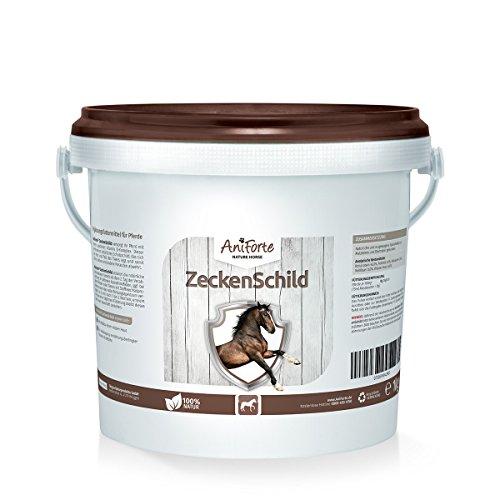 AniForte Zeckenschild natürlicher Zeckenschutz 1 kg - Naturprodukt für Pferde