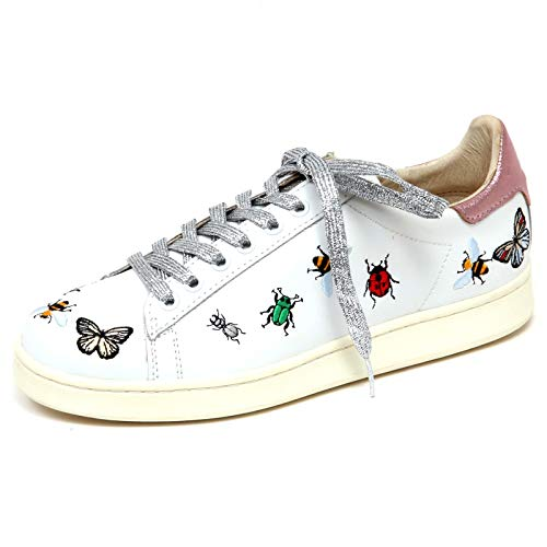 3d4738d8c6dd3 MOA Master of Arts F4420 Sneaker Donna White Action Scarpe Shoe Woman  37