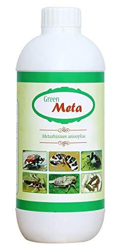 Green Meta Liquid Bio Pesticide Metarhizium anisopliae (Quantity 1 Litre)