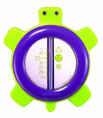 Bébéconfort Ondes Positives (Positive Waves) 32000139 Bath Thermometer Turtle Green