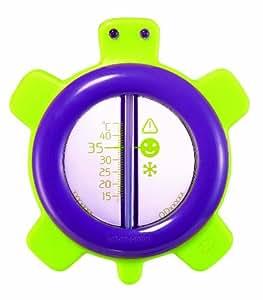 Bébé Confort Thermometre De Bain Tortue Ondes Positives Violet