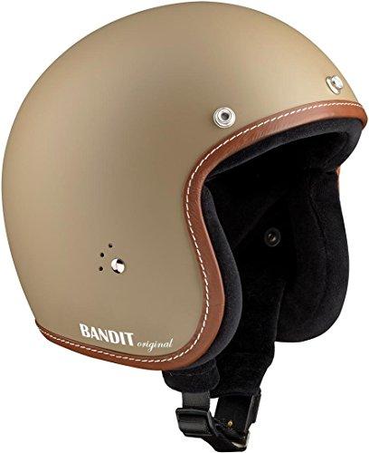 Bandit Jet Premium Line Jethelm Sand M (57/58)