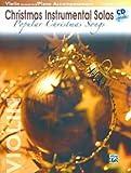 Christmas Instrumental Solos: Popular Christmas Songs Book & CD Violin