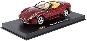 Burago - 1/43 Scale diecast - 18-36903 Ferrari California T Open Top Red