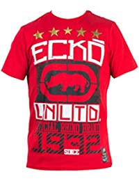 Ecko - T-shirt - Homme rouge Red Medium