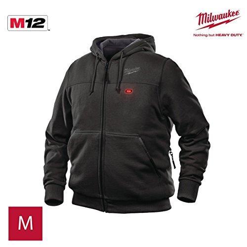 Milwaukee M12Hhbl2 Sudadera calefactada negra