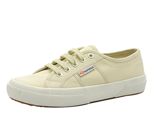 Superga 2750-cotu Classic, Sneakers Basses Adulte Mixte Ivoire (ivory)