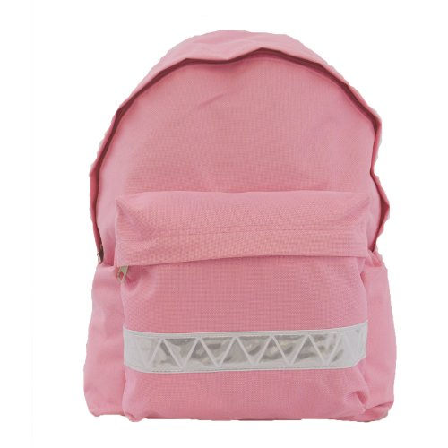 euro-childrens-rucksack-backpack-bag-in-9-colours-with-safety-strip-light-pink