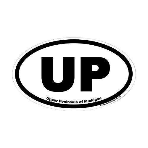 cafepress-upper-peninsula-of-michigan-up-euro-oval-sticker-oval-bumper-sticker-car-decal