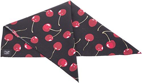 Küstenluder RETHA Vintage Cherry KIRSCHEN Nickituch BANDANA Rockabilly -