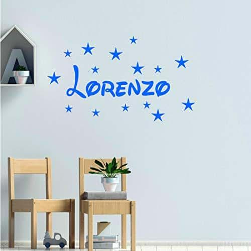 stickers mural pr nom disney 15 toiles d coration mur chambre enfant b b fille ou gar on. Black Bedroom Furniture Sets. Home Design Ideas