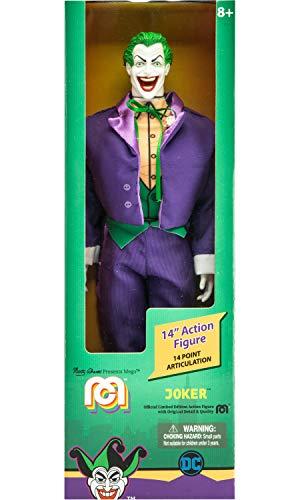 Batman Mego DC New 52 The Joker 14 Inch Action Figure (New Joker 52)