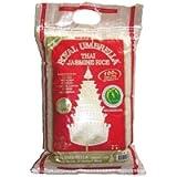 Thai Jasmine (Fragrant) Rice 5kg by Royal Umbrella
