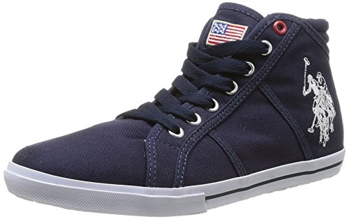 US Polo Assn Brooks2, Chaussures montantes femme