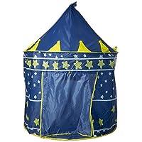 خيمة لعب للاطفال الاولاد قابلة للحمل والطي بتصميم القصر كوبي تعد هدية رائعة للعب في الهواء الطلق