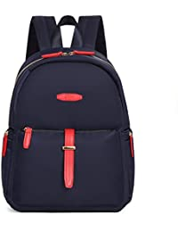 ECOSUSI Mini Campus Backpack for Women Fashion Small Casual Daypack