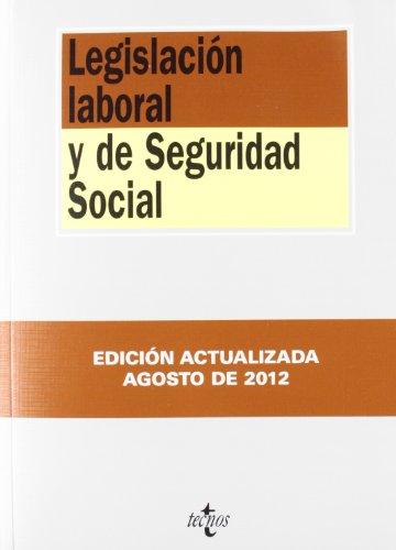 legislacion-laboral-y-de-seguridad-social-derecho-biblioteca-de-textos-legales