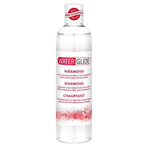 Waterglide, lubricante (cálido, 300 ml)