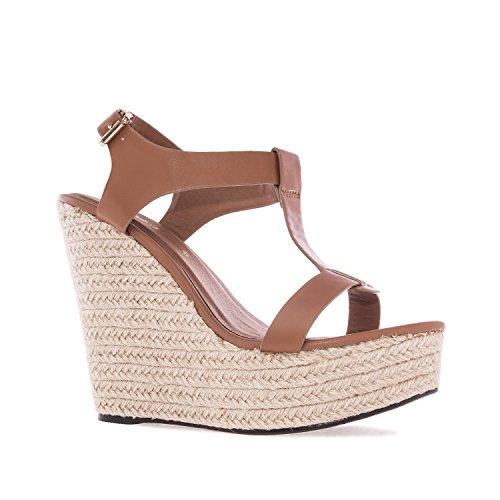 chaussures Marron 42 Et Pointures Am5129 Compensées bar Machado 35 Petites  En 45 32 Grandes Soft ... e2ec85b14b61