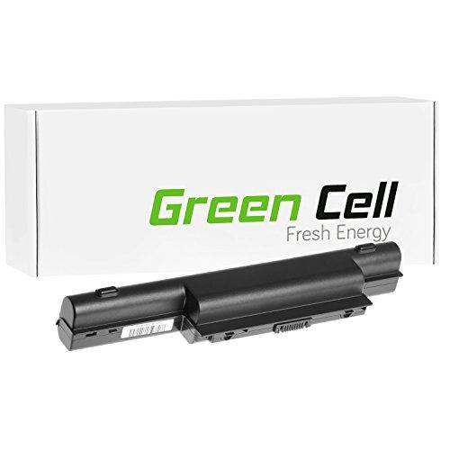 Green Cell® Extended Serie Laptop Akku für Acer Aspire 5742G-5462G50MN (12 Zellen 8800mAh 11.1V Schwarz)