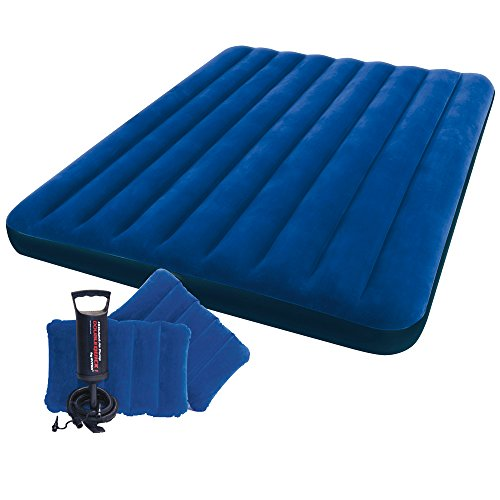 Intex-Luftbett-Classic-Downy-Blue-Queen-Set-blau-152-x-203-x-22-cm4-teilig