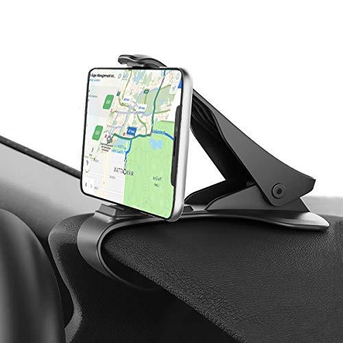 Kfz-Handyhalterung, CRRISE Armaturenbrett-Clip, rutschfest, strapazierfähig, kompatibel mit iPhone XS/XS/MAX/XR/X/8/8Plus/7/7Plus/6/6Plus, Galaxy S7/8/9/10, Google Nexus und mehr (Chevy S10 2002)