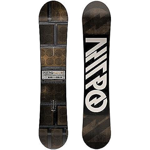Nitro Snowboards Snowboard Magnum '17 Varios colores Board Talla:159