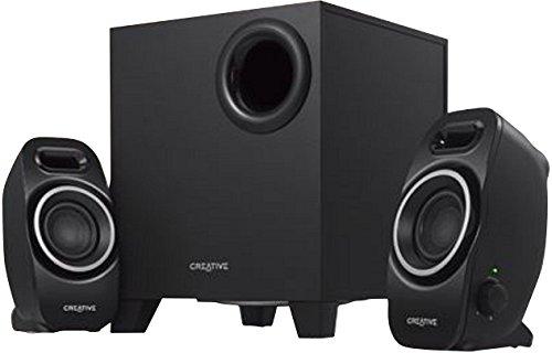 Creative SBS A255 2.1 Speaker System (Black)