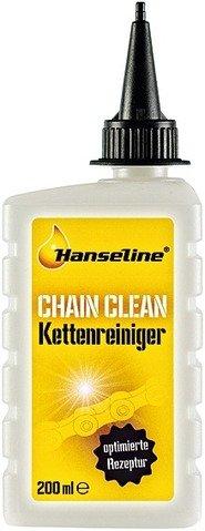 Hanseline Chain Clean 200 ml Kettenreiniger, Mehrfarbig, One Size