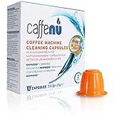 CaffeNu - 15 Kompatible Reinigungskapseln für Ihre Nespresso Maschine (15 Kapseln)