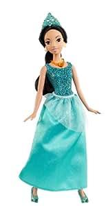 Disney Princesse Jasmine en paillettes robe X9340