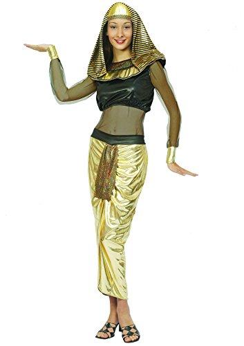 Ciao 16150 - Cleopatra, Taglia S, Oro