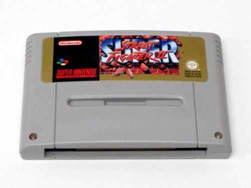 Capcom Nintendo Super Street Fighter 2 Super Nintendo