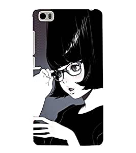 Ebby Printed back cover for Xiaomi Mi5(Premium Designer case)