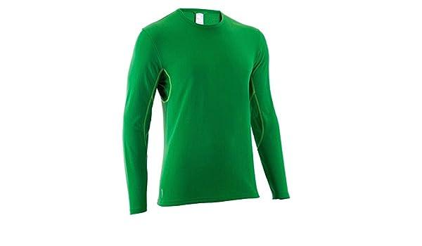 QUCHUA 8211079 TechFRESH 50 Damen T-Shirts Sportshirt Grün Gr Bluse XL 2XL