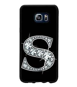 Printvisa Ultra Alphabet S 2D Hard Polycarbonate Designer Back Case Cover for Samsung Galaxy ...